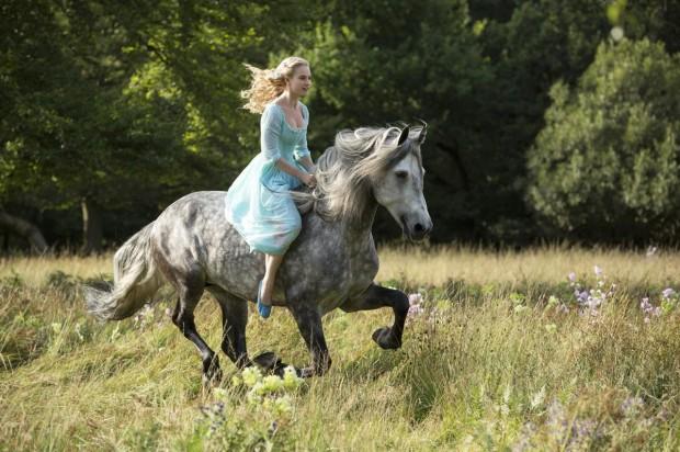 Cinderella First Image