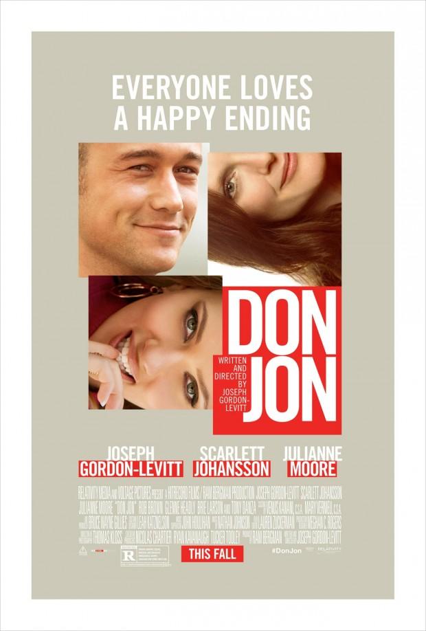 Don Jon Movie Poster