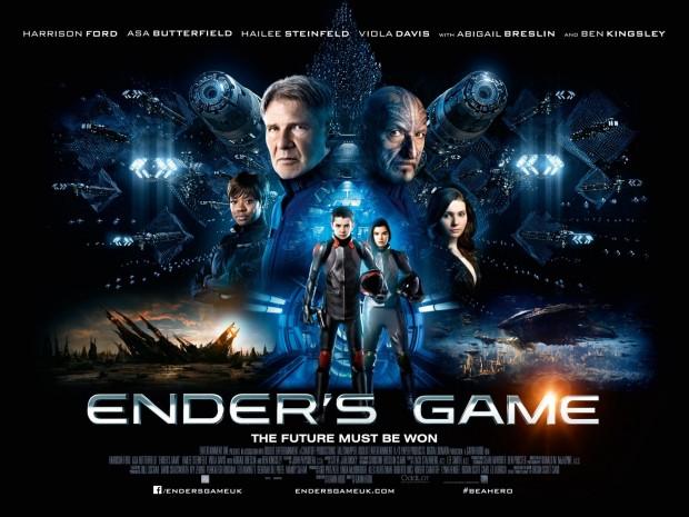ENDER'S GAME Uk Poster