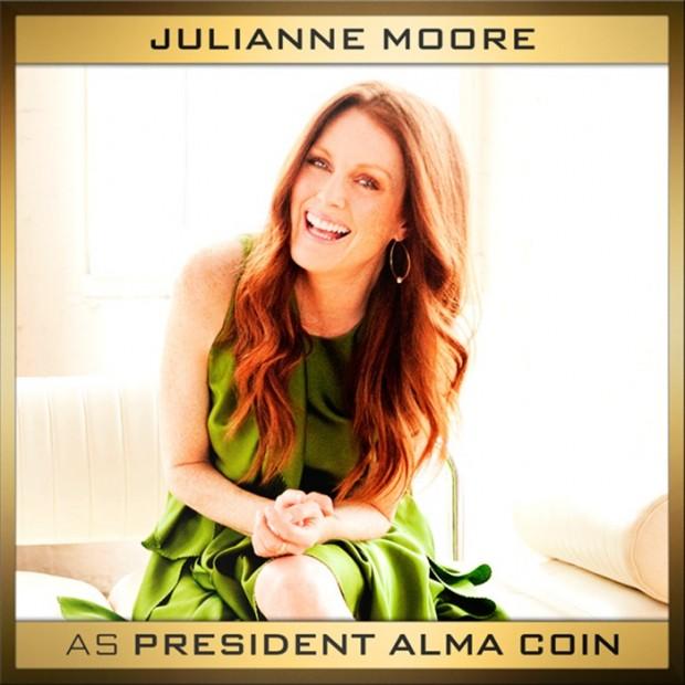 Julianne Moore Is President Alma Coin