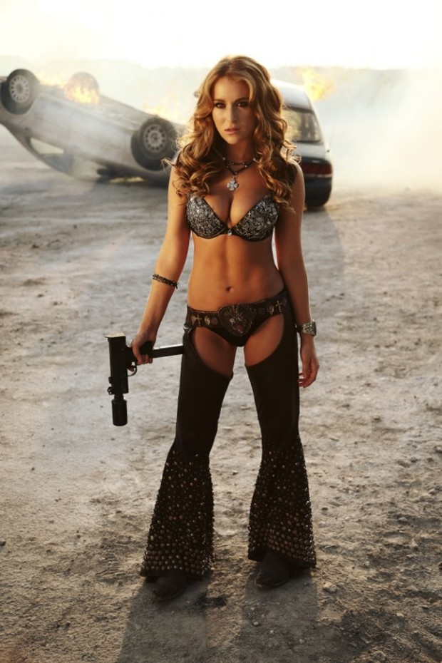 MACHETE KILLS Alexa Vega