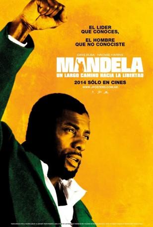 Mandela Long Walk to Freedom Poster 01
