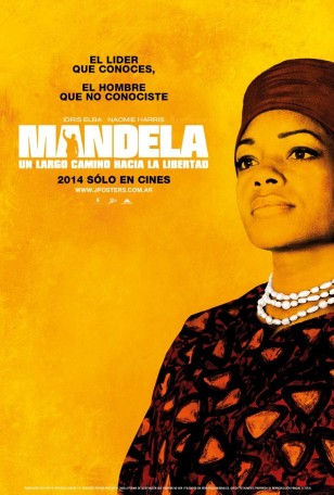 Mandela Long Walk to Freedom Poster 02