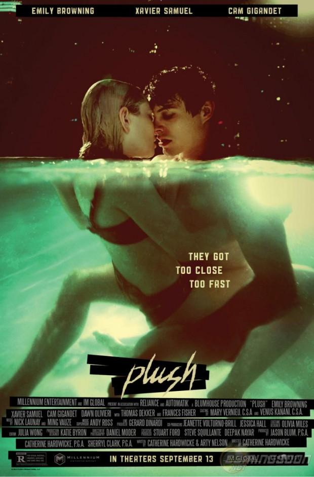 PLUSH Poster