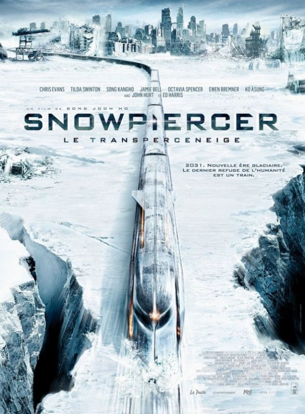 SNOWPIERCER International Poster
