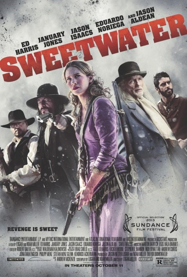 Sweet Vengeance Poster 01