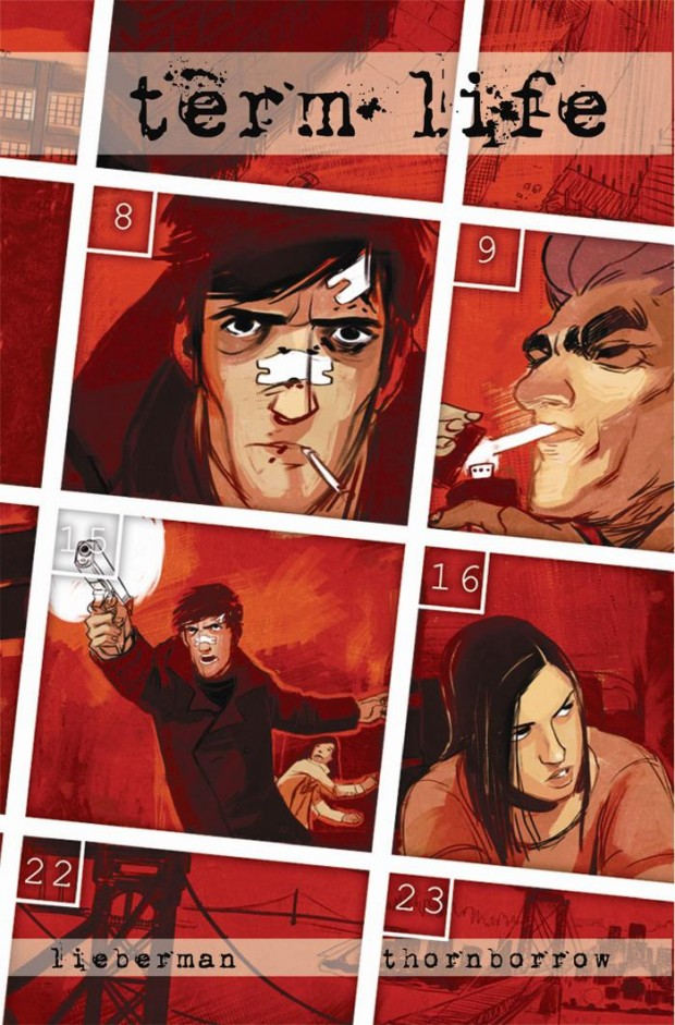 TERM LIFE Graphic Novel