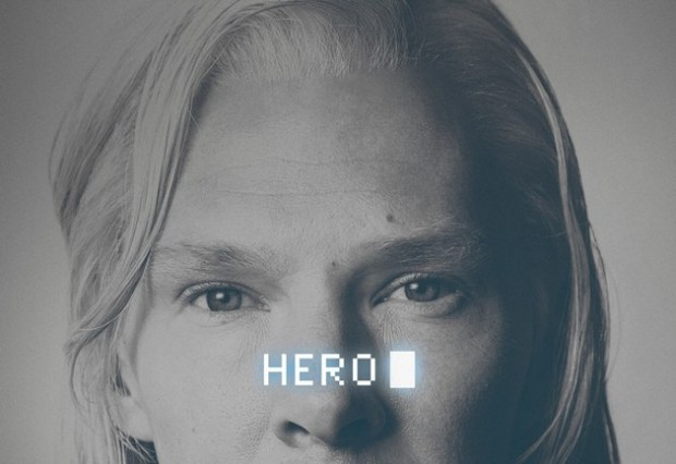 THE FIFTH ESTATE Character Posters