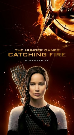 THE HUNGER GAMES CATCHING FIRE Character Poster 01