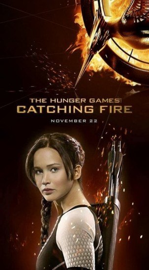 THE HUNGER GAMES CATCHING FIRE Character Poster 02