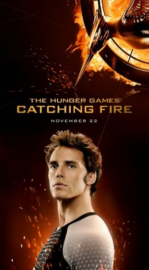 THE HUNGER GAMES CATCHING FIRE Character Poster 06