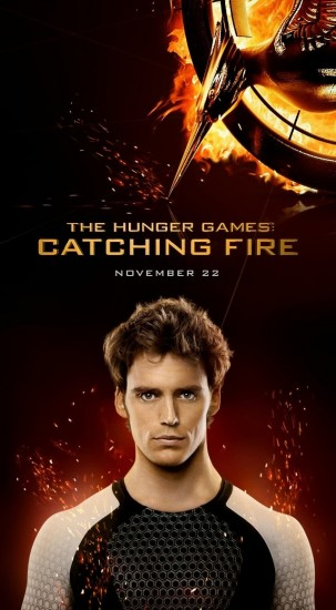 THE HUNGER GAMES CATCHING FIRE Character Poster 07