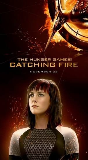 THE HUNGER GAMES CATCHING FIRE Character Poster 08