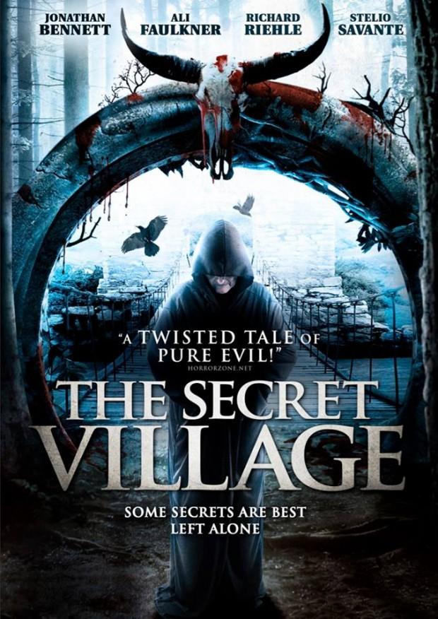 THE SECRET VILLAGE Poster