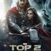 THOR THE DARK WORLD UK Poster