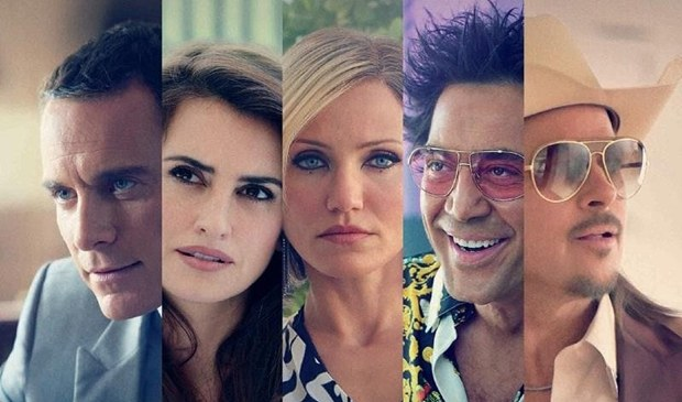 The Counselor Character Posters