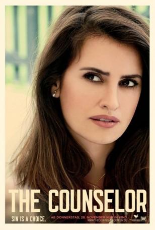 The Counselor Penélope Cruz Poster
