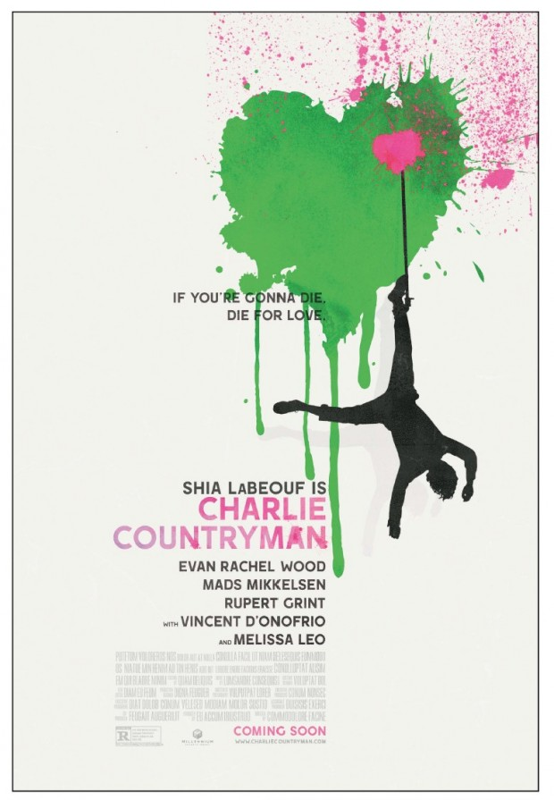 The Necessary Death of Charlie Countryman Poster 01