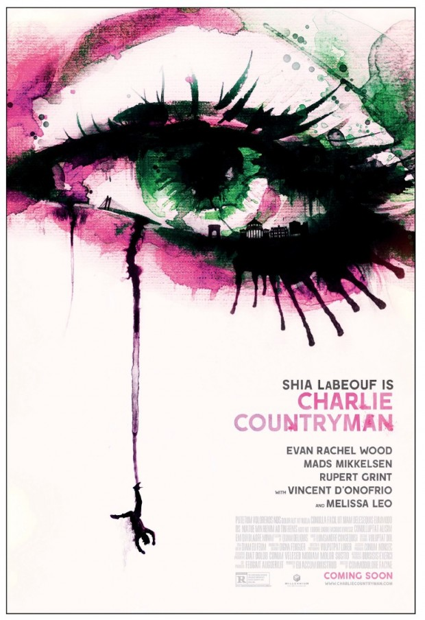 The Necessary Death of Charlie Countryman Poster 02