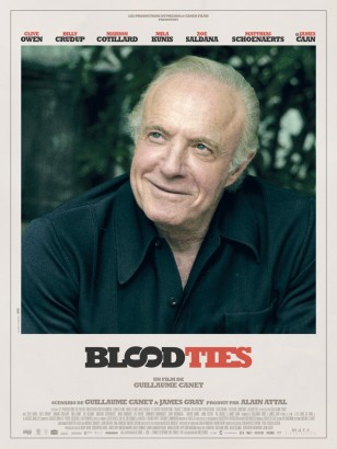 BLOOD TIES Poster James Caan