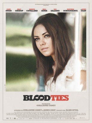 BLOOD TIES Poster Mila Kunis