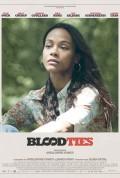 BLOOD TIES Poster Zoe Saldana
