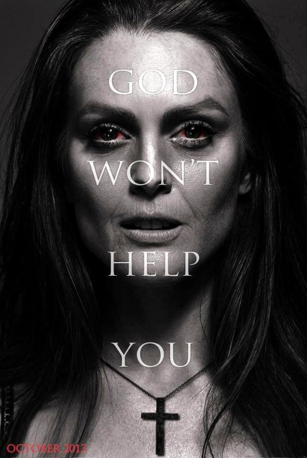 CARRIE Poster Julianne Moore