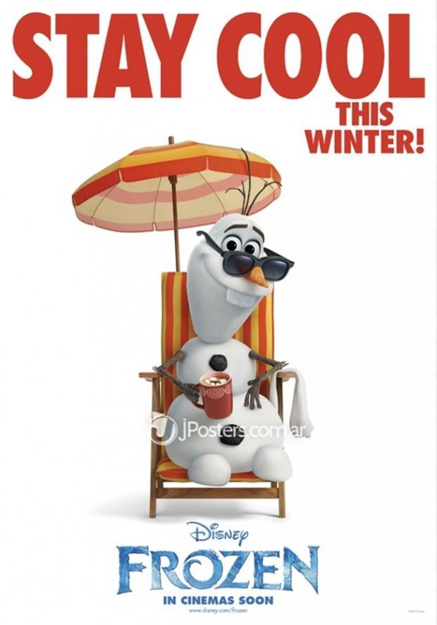 Disney's FROZEN Poster 03