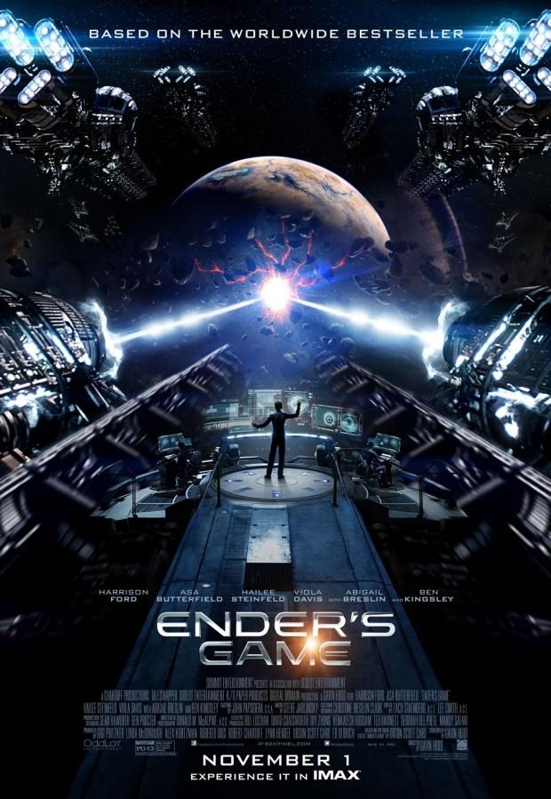 ENDER'S GAME Poster 01