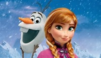 FROZEN Character Posters
