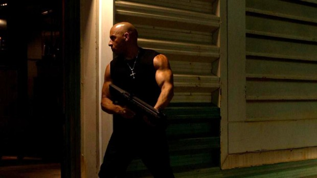 Fast & Furious 7 Set Photo 02