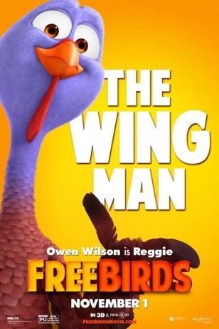 Free Birds Character Poster 02
