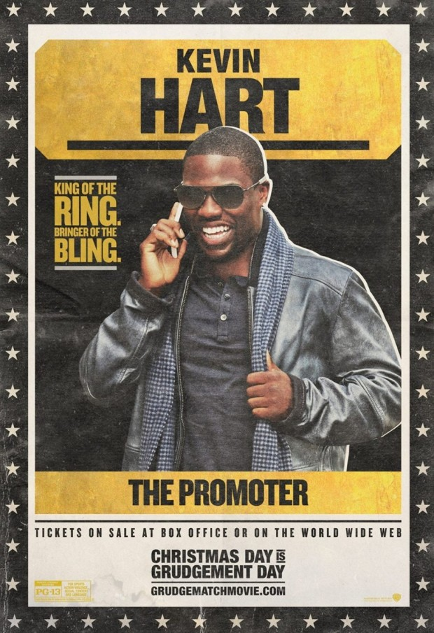 GRUDGE MATCH Kevin Hart Poster