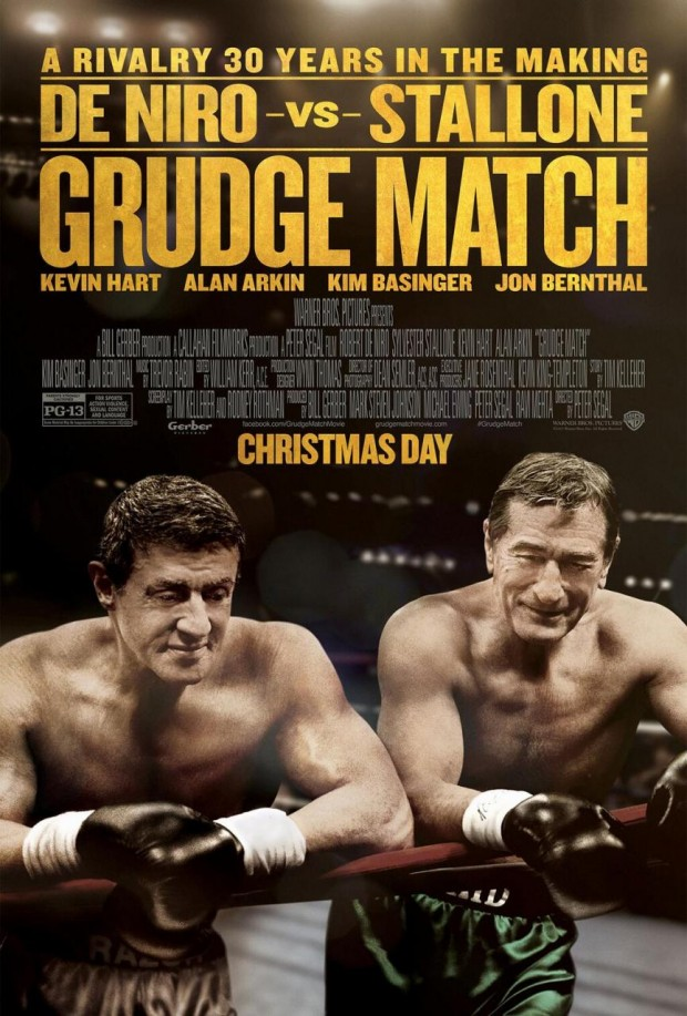 GRUDGE MATCH Poster