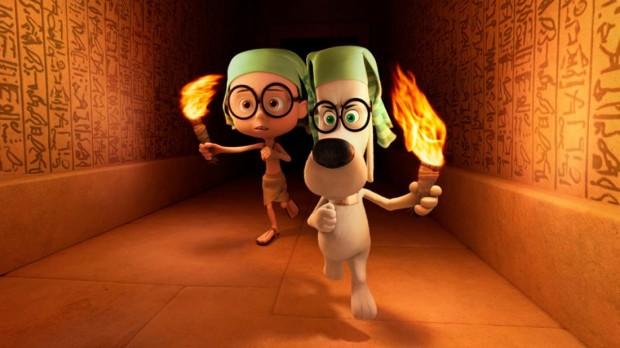 Mr. Peabody & Sherman Image 01