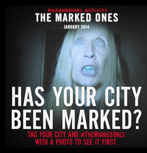 Paranormal Activity The Marked Ones Image