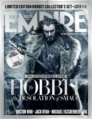 THE HOBBIT THE DESOLATION OF SMAUG Poster 01