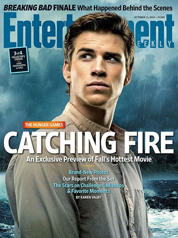 THE HUNGER GAMES CATCHING FIRE EW Cover 03