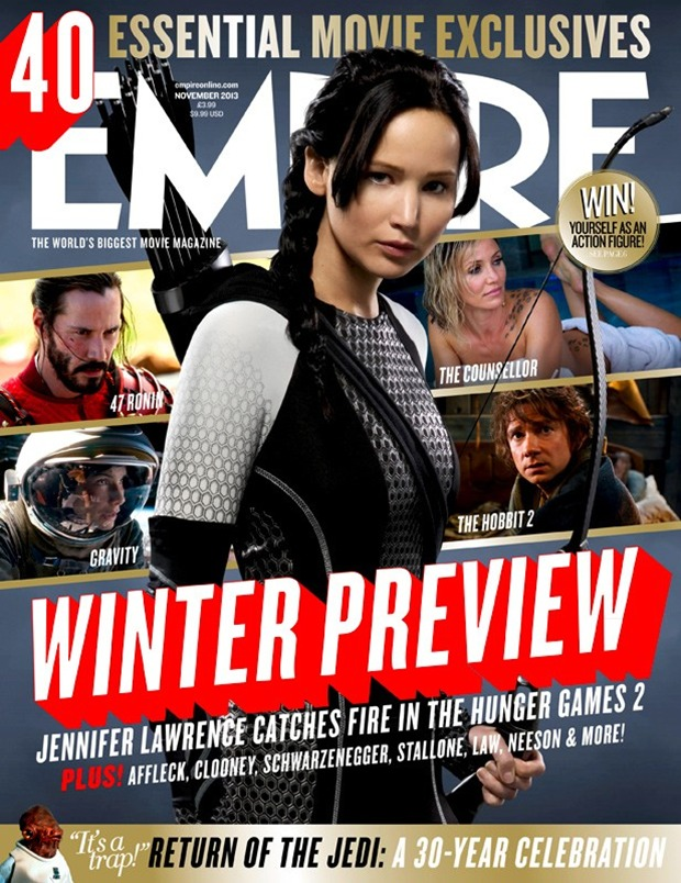 THE HUNGER GAMES CATCHING FIRE EW Cover 05