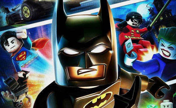 THE LEGO MOVE Batman