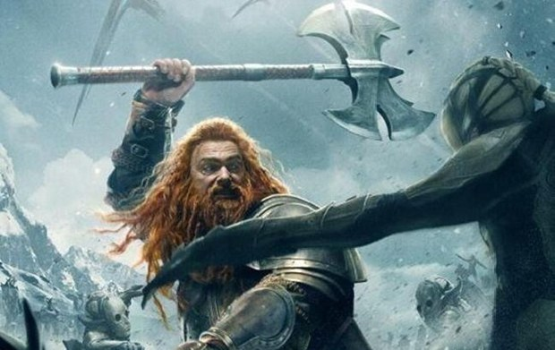 THOR THE DARK WORLD Character Posters