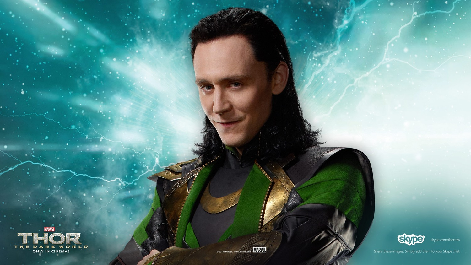 THOR: THE DARK WORLD Thunder TV Spot And Character Posters