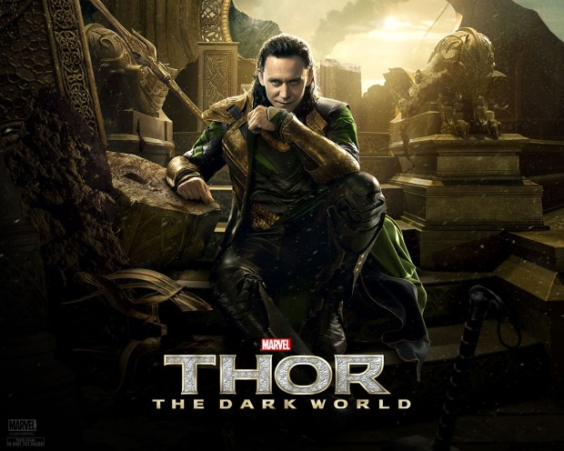 THOR THE DARK WORLD Loki Wallpaper