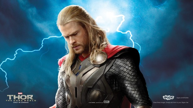 THOR THE DARK WORLD Thor Poster