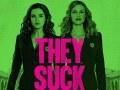 VAMPIRE ACADEMY Poster: Zoey Deutch & Lucy Fry Suck At School (Literally!)