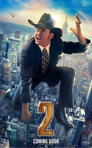 Anchorman 2 David Koechner Poster