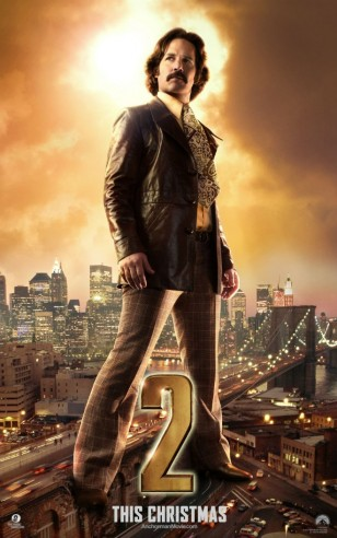 Anchorman 2 Paul Rudd Poster