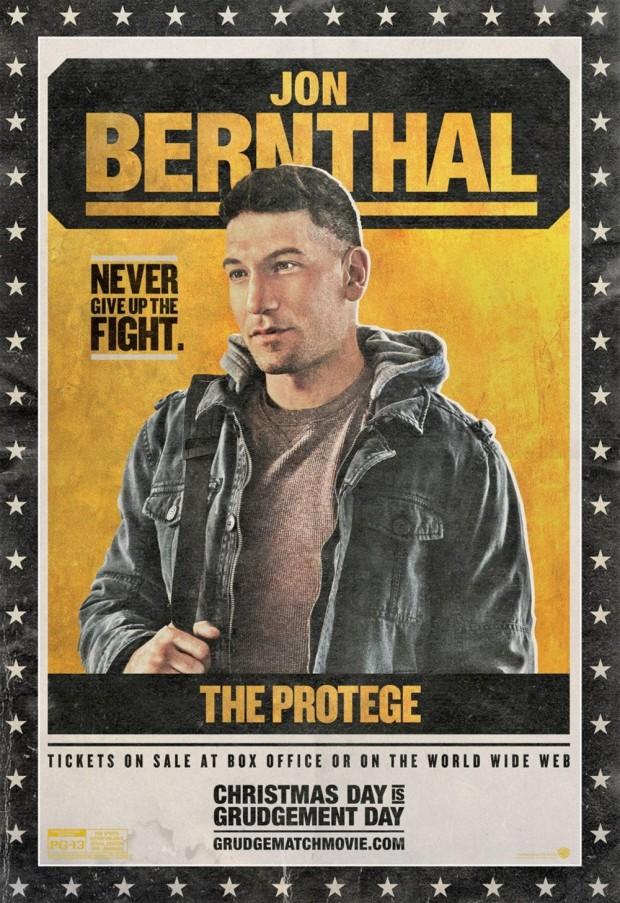 GRUDGE MATCH Jon Bernthal Poster