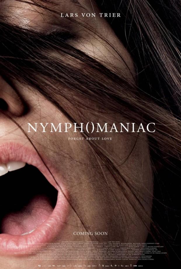 Nymphomaniac Poster 01