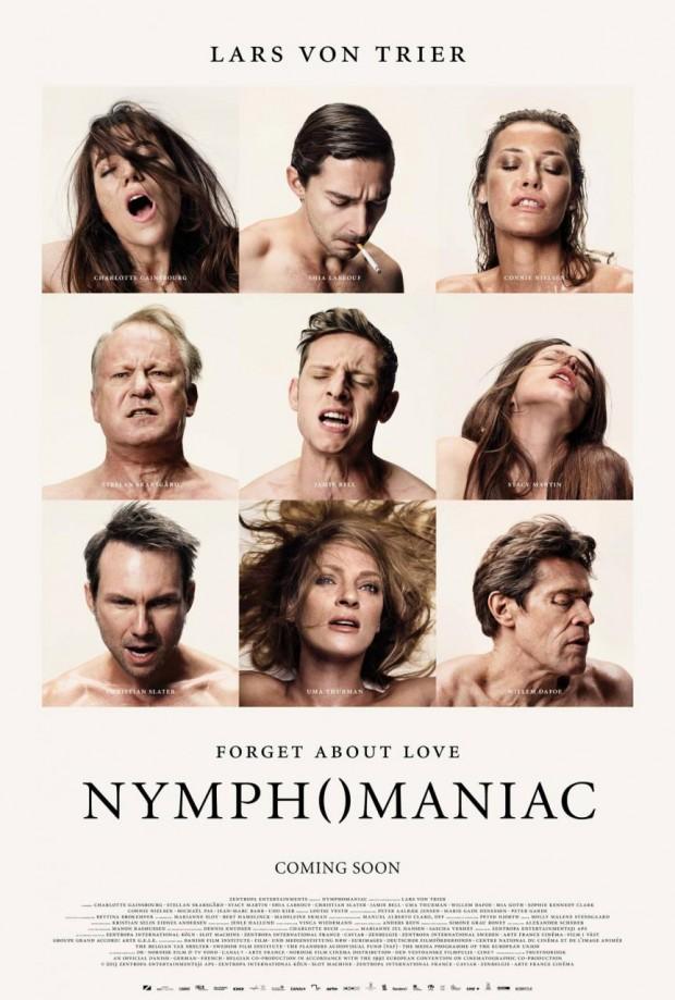 Nymphomaniac Poster 02